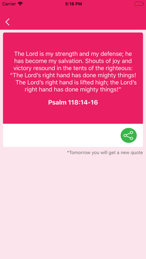 Inspirational Bible Verses app on the App Store