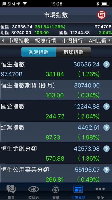 華融金控-天匯財經版 screenshot four