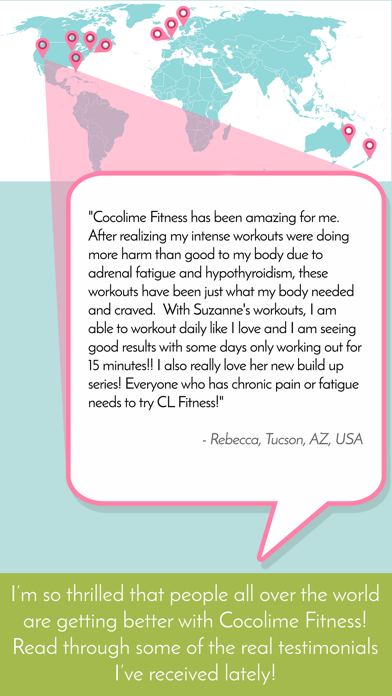 Fibromyalgia & Fatigue Fitness screenshot 8