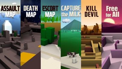 ミルクチョコ-オンラインFPSスクリーンショット3