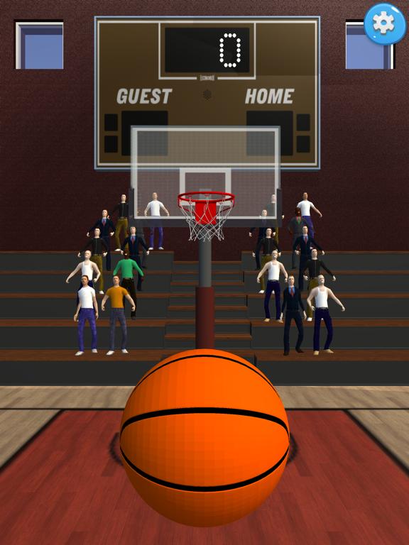 Basketball Games ⋆ screenshot 4