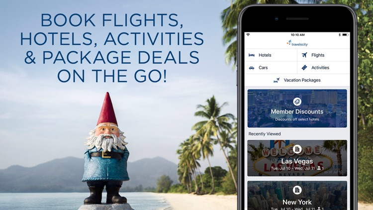Travelocity Hotels & Flights screenshot-7