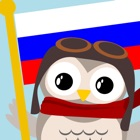 Gus on the Go: Russian icon