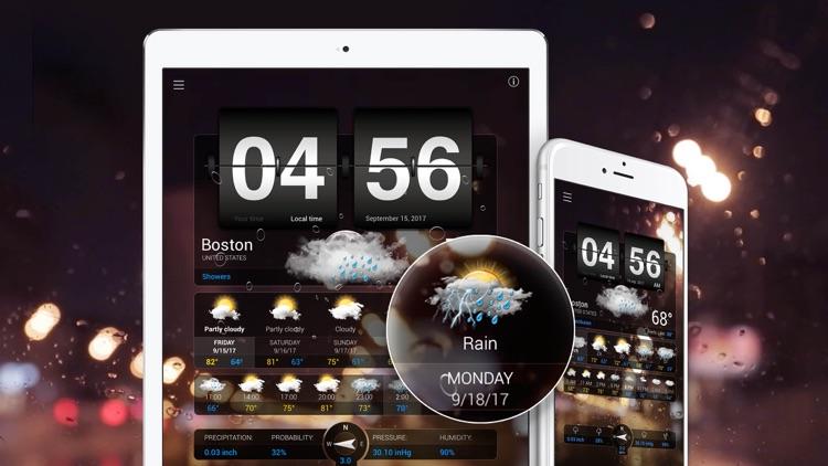 Weather+ screenshot-0