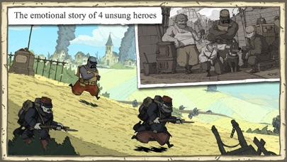 Valiant Hearts: The Great War-1