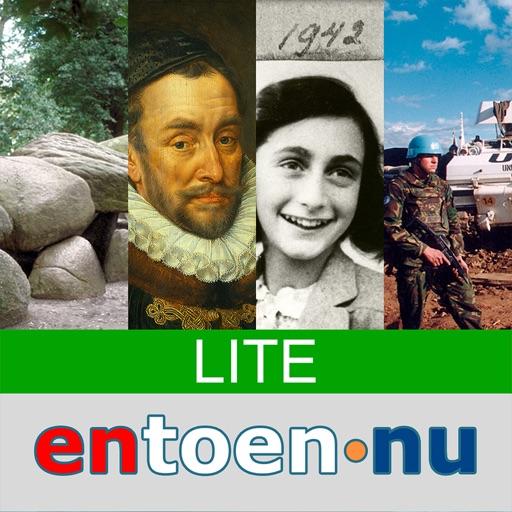 EnToen Lite - geschiedenis app