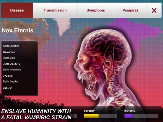 Plague Inc. iPad