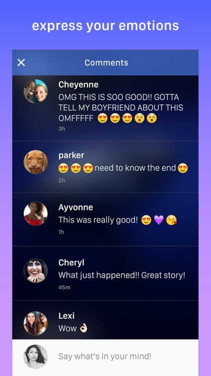 HOOKED - Chat Stories screenshot-3