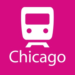 Chicago Rail Map Lite