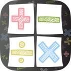 Maths learning exercises icon