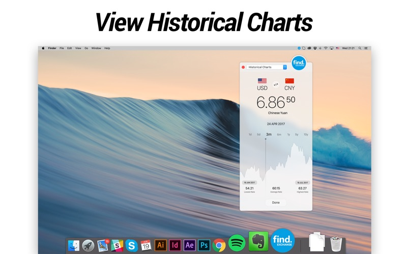 Find.Exchange скриншот программы 4