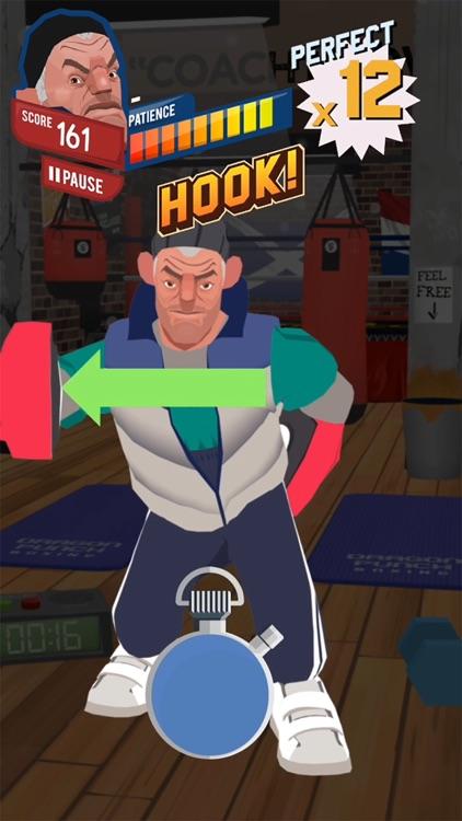 Punch Perfect: Boxing Training screenshot-4
