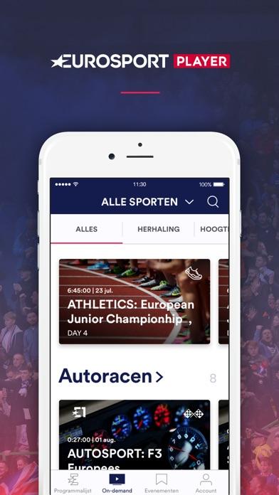 eurosport app