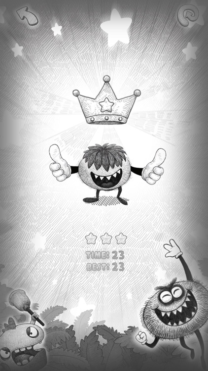 Bad Hungry Monster screenshot-8