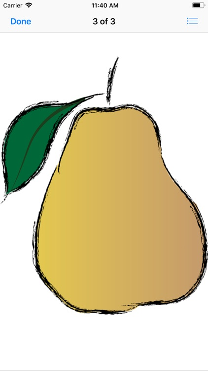 Pear Stickers screenshot-6