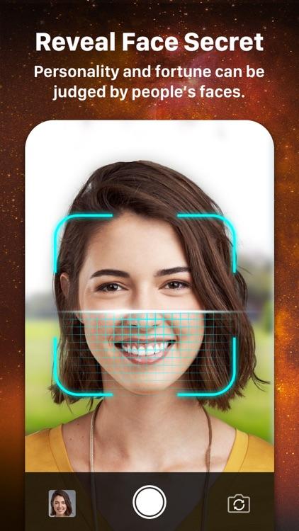Face & Palm Reader