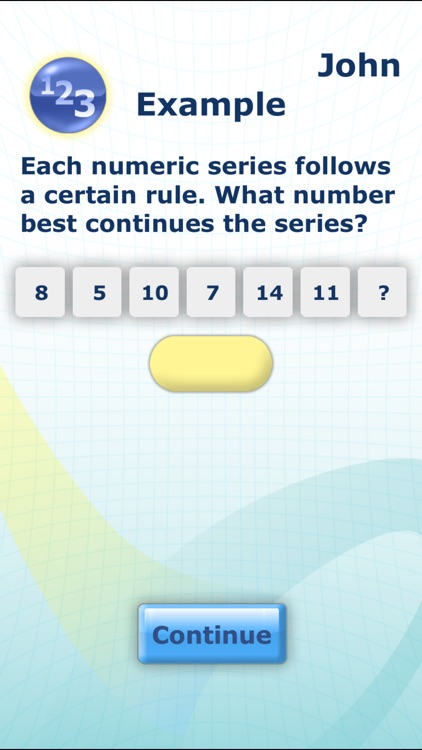 Dr. Reichel's IQ Test screenshot-2