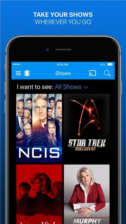 CBS - Full Episodes & Live TV screenshot-4