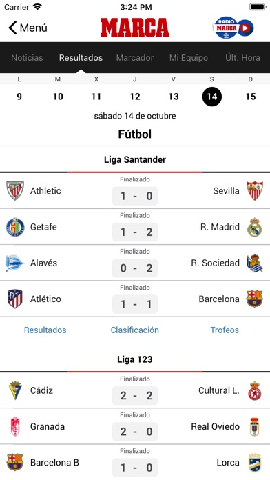 download MARCA - Diario deportivo apps 1