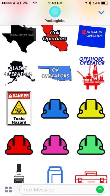 Operator Stickers - LOTO screenshot-4