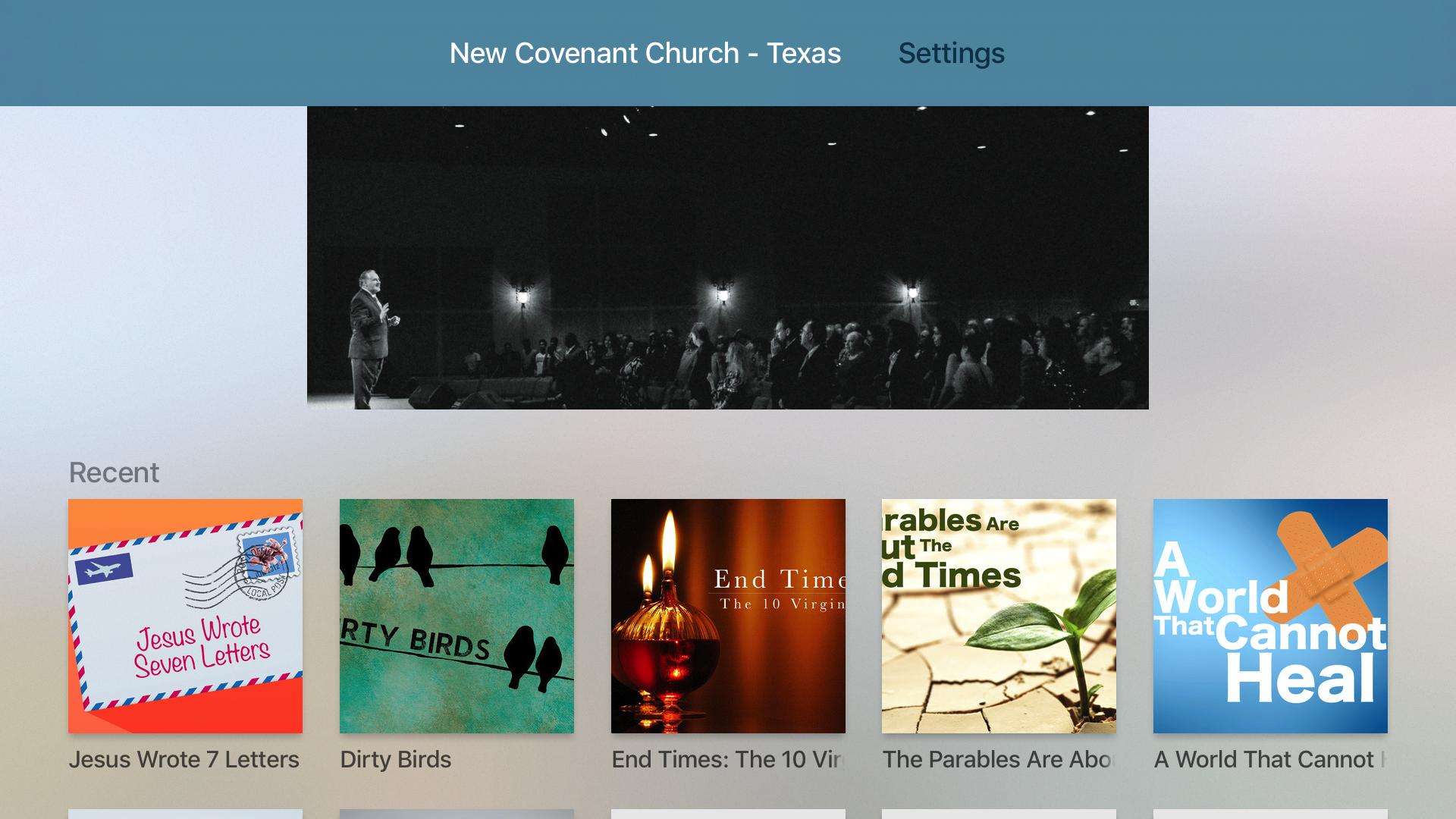 New Covenant Church - Texas screenshot 7