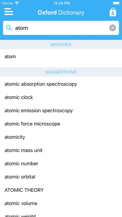 Oxford Dictionary of Chemistry screenshot-4
