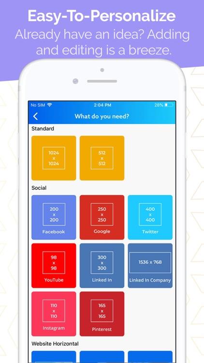 Logo Maker, Logo Design screenshot-5