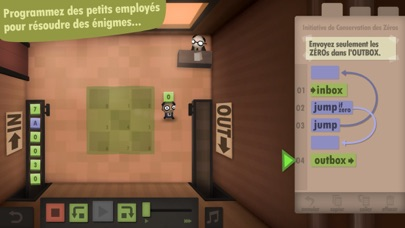 Screenshot #2 pour Human Resource Machine