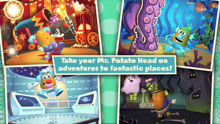 Mr Potato Head: School Ed. screenshot-3