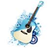 吉他教学-指弹弹唱吉他谱入门教程