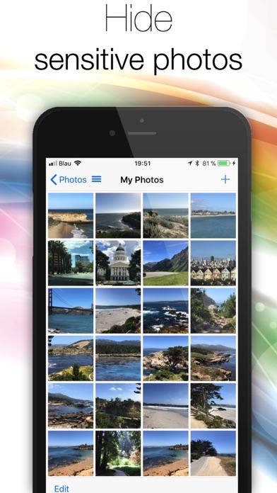 CloudySafe 2 iPhone
