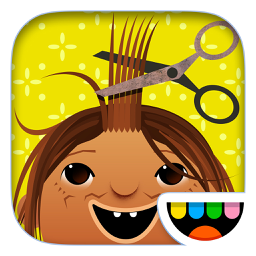 Ícone do app Toca Hair Salon