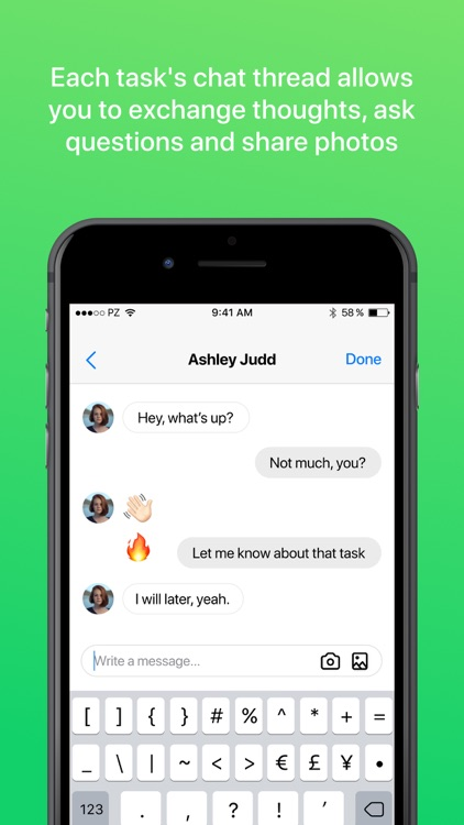 Pleez: To-do & Task Messenger screenshot-4