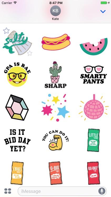 Mermoji Stickers screenshot-4
