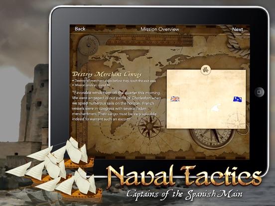 Screenshot #2 for Naval Tactics