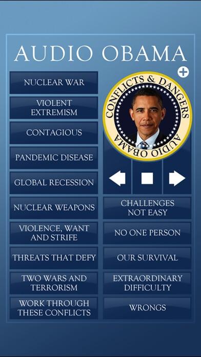 Audio Obama - soundboard Скриншоты7