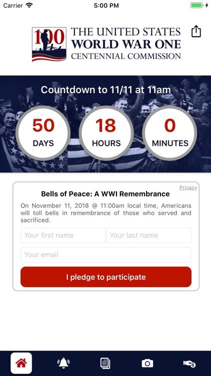 Bells of Peace: WWI Armistice