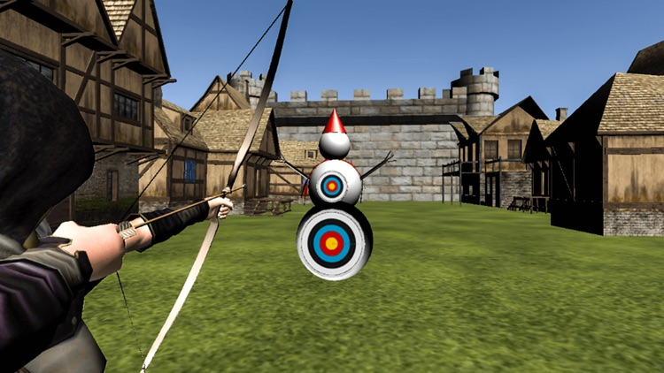 Archery Training Match screenshot-0