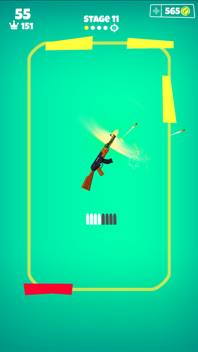 Spinny Gun screenshot 5