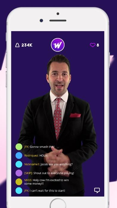 Woosh  - Live Trivia screenshot four