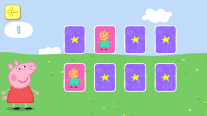 Screenshot for Peppa Pig: Polly Parrot in France App Store