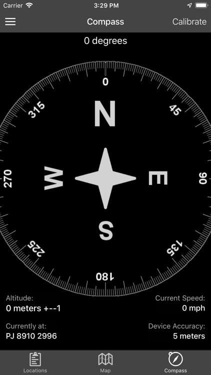 Land Nav Assistant screenshot-4