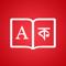 App Icon for Bangla Dictionary ++ App in Belgium IOS App Store
