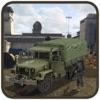 3D Army US Truck Driver Sim