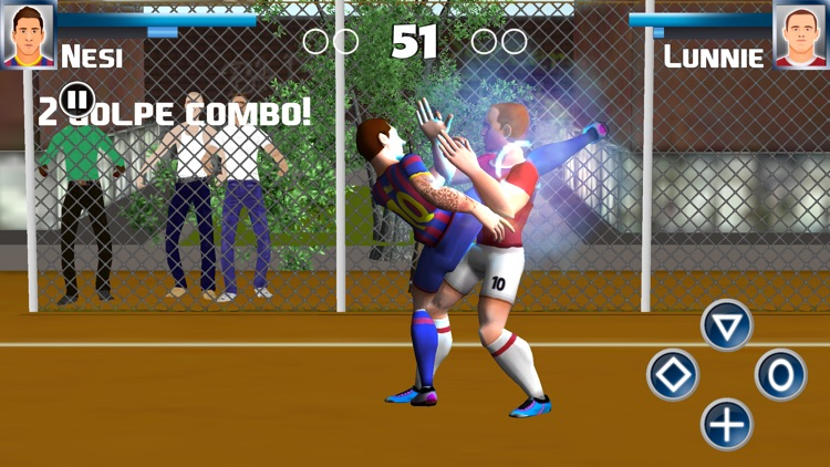 Soccer Heroes Press Room Fight screenshot-3