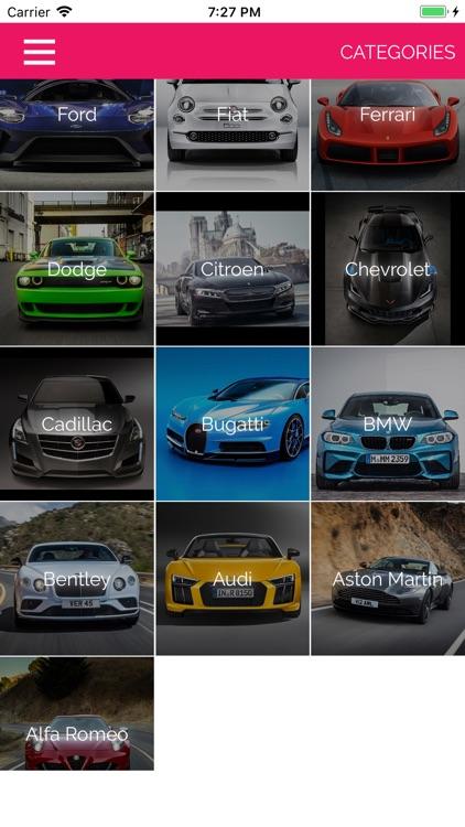 HD Car Wallpapers screenshot-7