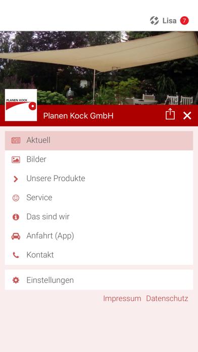 Planen Kock screenshot 2