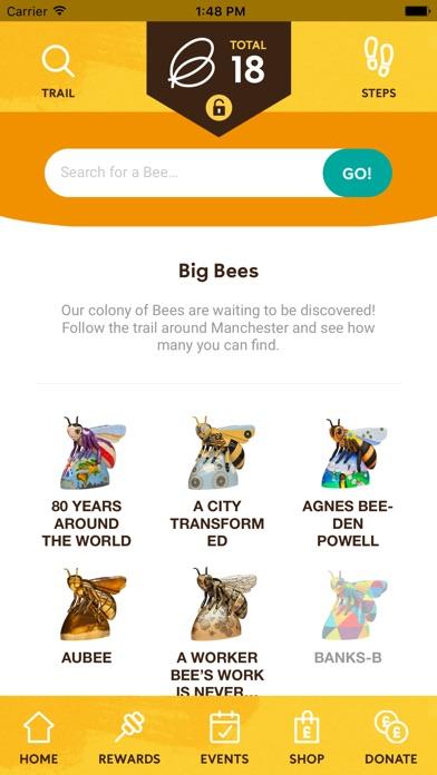 Bee in the City screenshot #1
