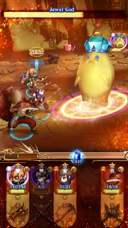 Brave Frontier: Last Summoner screenshot-3