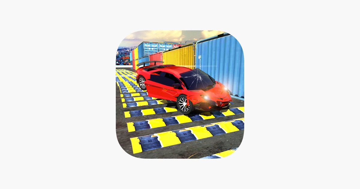 Auto Absturz Motor Speed Bumps im App Store